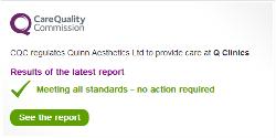 CQC Inspection Status