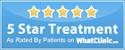 What Clinic Customer Service Award