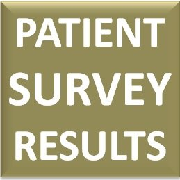 PATIENT SURVEY RESULTS